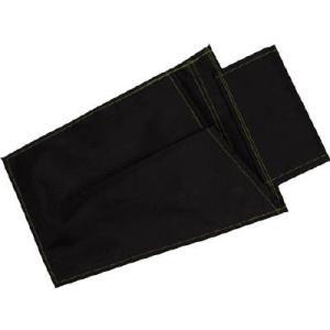 藤井電工(株) ツヨロン 安全帯用ロープ収納袋 黒色 MR-46-BLK-HD 1枚|ganbariya-shop