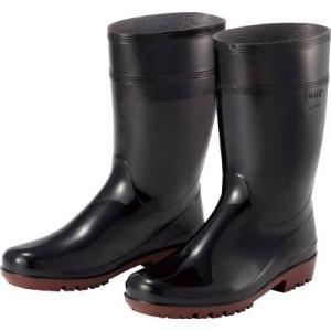 ミドリ安全(株)  ミドリ安全 超耐滑長靴 ハイグリップ 25.0CM HG2000N-BK-25.0  1足