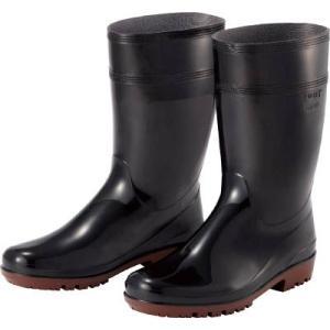 ミドリ安全(株)  ミドリ安全 超耐滑長靴 ハイグリップ 25.5CM HG2000N-BK-25.5  1足