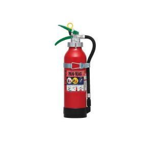 日本ドライケミカル(株) ドライケミカル 自動車用消火器10型 PAN-10AG1 1本【390-4032】|ganbariya-shop
