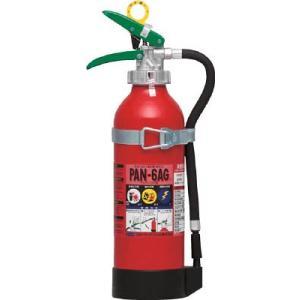 日本ドライケミカル(株) ドライケミカル 自動車用消火器6型 PAN-6AG1 1本【390-4105】|ganbariya-shop