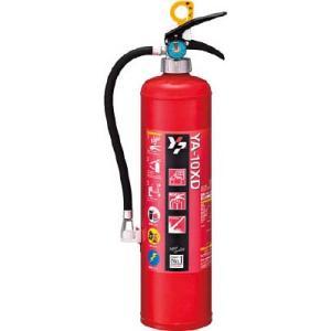 ヤマトプロテック(株) ヤマト ABC粉末消火器(蓄圧式) YA-10XD 1本【390-9701】|ganbariya-shop