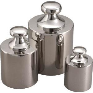 新光電子(株)  ViBRA 円筒分銅 200g F1級 F1CSB-200G  1個【392-3983】