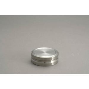 新光電子(株)  ViBRA 円盤分銅 200g F2級 F2DS-200G  1個【392-4173】