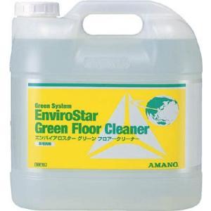 アマノ(株) アマノ 洗剤 グリーンフロアークリーナー VF439300 1個【397-8427】|ganbariya-shop