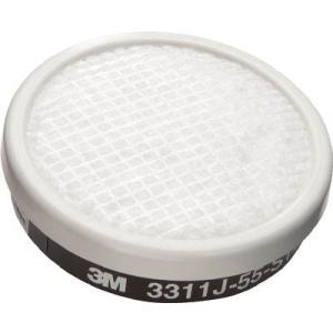 スリーエム ジャパン(株) 3M 有機ガス用吸収缶 3311J-55 1個|ganbariya-shop