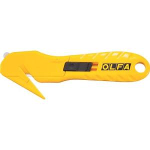 オルファ(株) OLFA セーフティ ラップカッター 210B 1本|ganbariya-shop