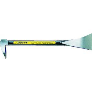 土牛産業(株) DOGYU インテリア用バール200mm 平型 00294 1本【411-5180】|ganbariya-shop