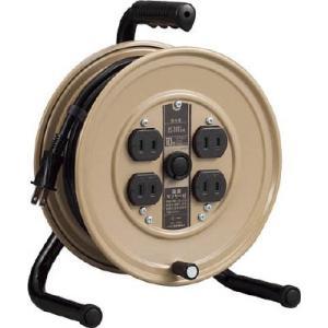 (株)ハタヤリミテッド ハタヤ 温度センサー付コードリール単相100V10M JS-101S 1台【418-9698】|ganbariya-shop