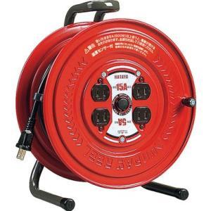 (株)ハタヤリミテッド ハタヤ 温度センサー付コードリール S-20S 1台【418-9736】|ganbariya-shop