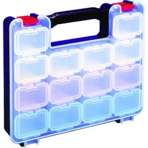 【特長】●工具もパーツも自由自在に収納・整理・携帯できます。●透明小箱は外箱ケース底部仕切りで固定さ...