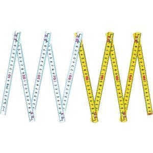 シンワ測定(株) シンワ ファイバー折尺 10折2m cm表示 78833 1本【432-6962】|ganbariya-shop
