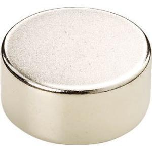 トラスコ中山(株)  TRUSCO ネオジム磁石 丸形 外径4mmX厚み2mm 10個入 TN4-2R-10P  1袋(10個入)【440-9001】