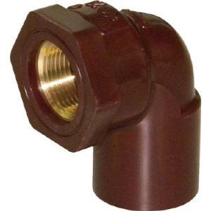 クボタシーアイ(株) クボタシーアイ HTメタル給水栓エルボ HT−MWL 20X13 HTMWL20X13 1個【446-4451】|ganbariya-shop