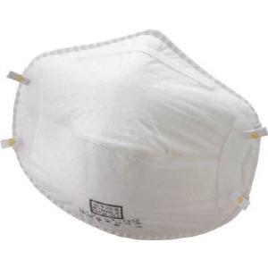 バイリーンクリエイト(株) バイリーン 使い捨て式防じんマスクDL2 X−7502 オイルミスト対応 X-7502 1箱(10枚入)|ganbariya-shop