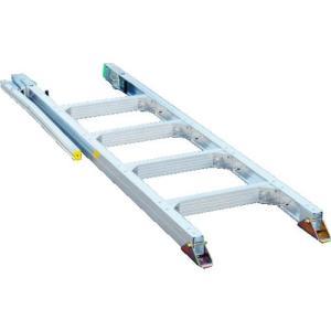 アルインコ(株) アルインコ トラック昇降はしご「楽トラ」 GXT15T 1台【代引不可】【別途運賃必要なためご連絡いたします。】|ganbariya-shop