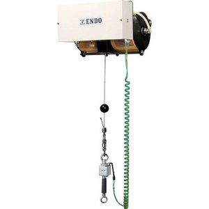 ENDO エアバランサー EHB−50 ABC−5G−B付き EHB-50_ABC-5G-B 1台【代引不可】【別途運賃ご連絡いたします】|ganbariya-shop