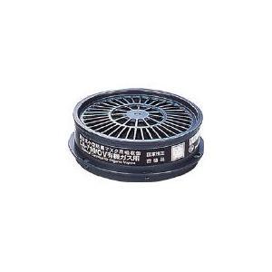 シゲマツ 防毒マスク吸収缶エチレンオキシ CA-710EO 1個【お取り寄せ品】【代引不可商品】【別途運賃必要なためご連絡いたします。】 ganbariya-shop