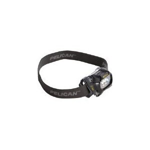 PELICAN PRODUCTS社 PELICAN 2740 ヘッドアップライト 黒 2740BK 1個【469-3655】|ganbariya-shop