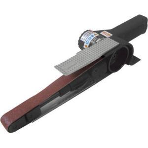 【特長】●軽量、堅牢設計です。●クイックベルト脱着ボタン付でベルト交換が簡単です。【用途】●溶接後の...