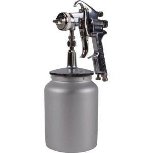 トラスコ中山(株) TRUSCO スプレーガン吸上式 ノズル径Φ1.4 1Lカップ付セット TSG-508S-14S 1S【479-2041】|ganbariya-shop