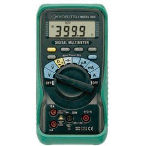共立電気計器(株) KYORITSU デジタルマルチメータ MODEL1009 1個【479-6641】|ganbariya-shop