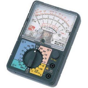 共立電気計器(株) KYORITSU アナログマルチメータ(20kΩ/V) MODEL1110 1個【479-6659】|ganbariya-shop