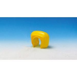 (株)ミツギロン ミツギロン エバークランプ(イエロー)110×54×90 EVA-CP-Y 1個【485-1285】|ganbariya-shop