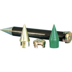 アラオ(株) アラオ 単管打込みキャップ 座金 AR-050 1個【489-7536】|ganbariya-shop