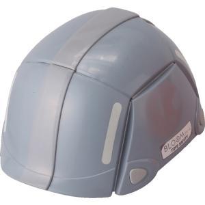 (株)トーヨーセフテイー トーヨーセフティ 防災用折りたたみヘルメット BLOOM グレー NO100-GY 1個【495-8934】|ganbariya-shop