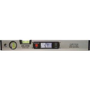 STS(株) STS STS デジタル水平器 ODL400M ODL400M 1台【754-5941】|ganbariya-shop