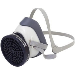 スリーエム ジャパン(株) 3M 有機ガス用防毒マスクセット 1200/3301J−55 1200/3301J-55 1S(1個)|ganbariya-shop