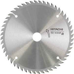 工機ホールディングス(株) HiKOKI チップソー(木材用) 125mmX20 42枚刃 0031-3495 1枚【767-5151】|ganbariya-shop
