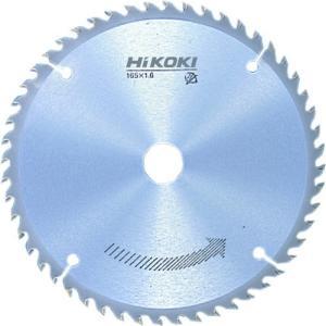 工機ホールディングス(株) HiKOKI チップソー 165mmX20 40枚刃 0031-4817 1枚【767-5763】|ganbariya-shop