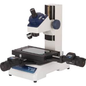 (株)ミツトヨ ミツトヨ 工具顕微鏡 TM-1005B 1台【785-2886】【代引不可商品】【別途運賃必要なためご連絡いたします。】|ganbariya-shop