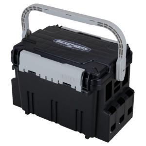 明邦化学工業(株) メイホー バケットマウスBM−5000 ブラック BM-5000 BK 1個【794-4489】|ganbariya-shop