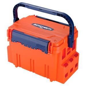 明邦化学工業(株) メイホー バケットマウスBM−5000 オレンジ BM-5000 OR 1個【794-4497】|ganbariya-shop
