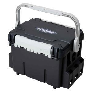 明邦化学工業(株) メイホー バケットマウスBM‐7000 ブラック BM-7000 BK 1個【794-4519】|ganbariya-shop
