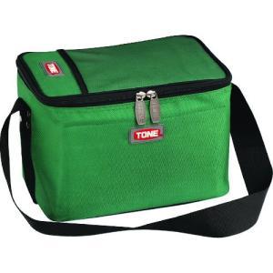 TONE(株) TONE ボルトバッグ 緑色 BGBB1GR 1個【810-9772】|ganbariya-shop