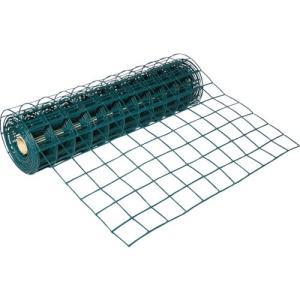 【送料無料】TRUSCO 多目的樹脂ネット グリーン1mX10m 目合93mmX93mm TH11PB 1巻【北海道・沖縄送料別途】|ganbariya-shop