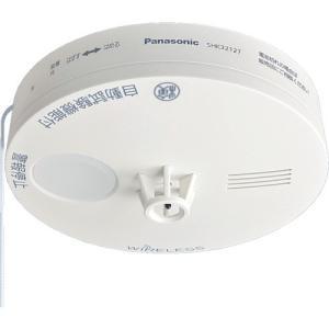 パナソニック(株) Panasonic 熱当番薄型 電池ワイヤレス連動子器 SHK32127 1個【835-8486】|ganbariya-shop