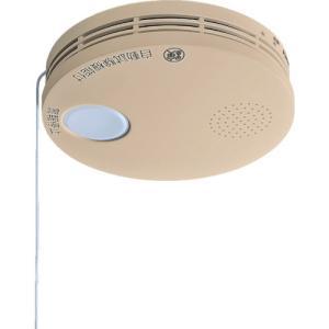 パナソニック(株) Panasonic 煙当番薄型電池式・移報接点なし(和室色) SHK38455Y 1個|ganbariya-shop