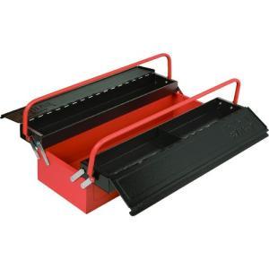 スナップオン・ツールズ(株) バーコ 3トレー付きメタルボックス 1497MBF350 1個【836-9942】|ganbariya-shop