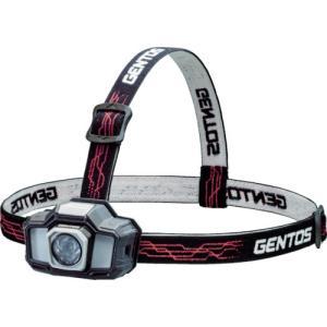ジェントス(株) GENTOS デュアルビームLEDヘッドライト GD−243D GD243D 1個【855-2716】|ganbariya-shop