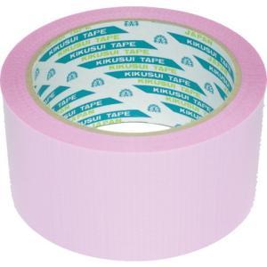 菊水テープ(株) 菊水 ももいろ養生一番 50mm×25m 16550VP 1巻【855-5911】|ganbariya-shop