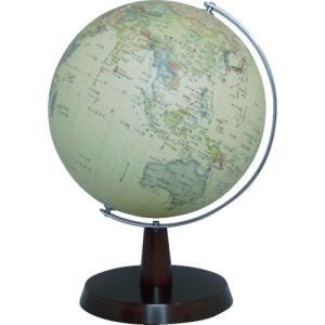 昭和カートン(株) 昭和カートン 地球儀 アンティークタイプ 26cm 26CAM 1個【856-0114】|ganbariya-shop