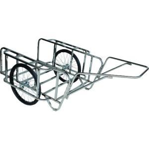 HARAX 輪太郎 26×2−1/2ノーパンクタイヤ 積載面1270×840 1台【代引不可】【別途運賃必要なためご連絡いたします。】|ganbariya-shop