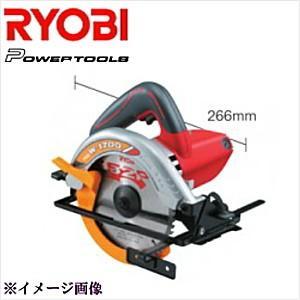 RYOBI(リョービ) ノコ刃外径165mm 丸ノコ W-1700 165mmチップソー付 610707A 1個【ryobi610707a】|ganbariya-shop