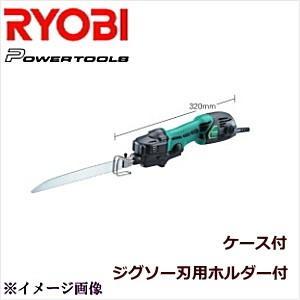 【送料無料】RYOBI(リョービ)  小型レシプロソー RJK-120KT(ケース付)  619400B 1個【ryobi619400b】
