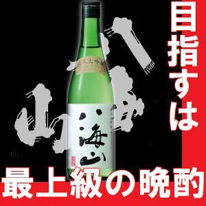 日本酒 八海山 純米吟醸720ml(新潟県産地酒)(K)(W)(S)|gancho